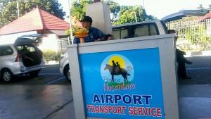 Bali airport taxi alternative