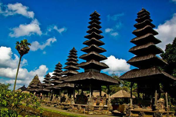 Bali Temple Taman Ayun